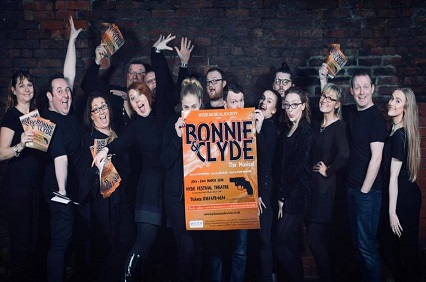 Bonnie & Clyde ACT nominations - Hyde Musical Society