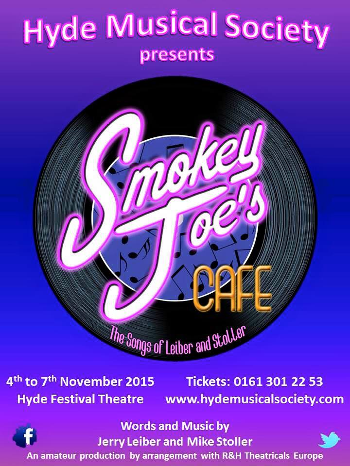 Hyde Musical Society - Smokey Joes poster