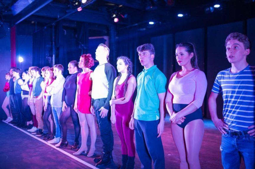 Hyde Musical Society - A Chorus Line