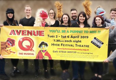 Is Avenue Q for you?