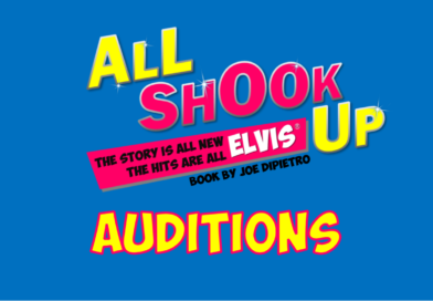 All Shook Up Auditions Casting Call