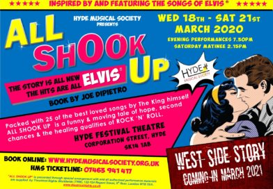CAST ANNOUNCEMENT – ALL SHOOK UP